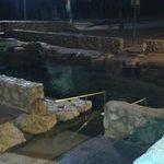 piscina artificial