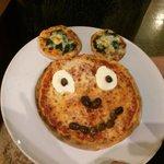 Pizza topolino!!