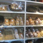 baked goods, H&H Bakery and Restaurant, Au Gres, Michigan, June 2014