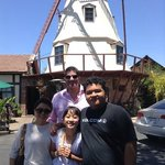 Solvang during the 4th of July