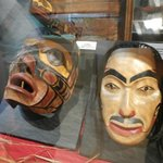 First Nations masks