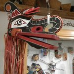 First Nations display
