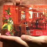 Siam Balcony Gift Voucher now available pls ask our member staff