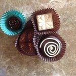 Photo de Chocolat Chocolatiere de Victoria