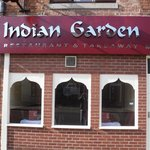 Indian garden 5th July 2014