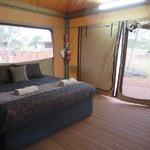 Deluxe Eco Tent