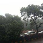 July 2014....nice misty weather.