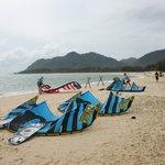 Kite Beach!