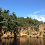 The upper Dells