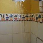 Acqua della doccia