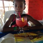 great non alcoholic drinks for kids….expensive but good