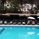 piscine du Dom pedro Baia