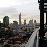 24th floor, Roof top bar..