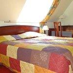 Chambre confort à lit double (12m2)