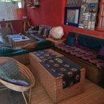 Bar / lounge area