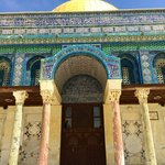 Dome of the Rock up close