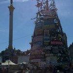 Башня на Майдане