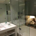 Underbar och skön dusch/bad!!