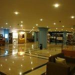 Hotel reception area Imperial