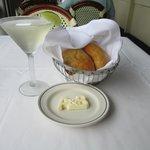 Adult Beverage & Bread