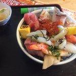 Fresh Fish Market Marutomo Suisan