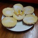 super popular lemon tarts