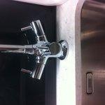 Britta on tap! Very environmentally friendly!