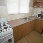 Standard One Bedroom Apartment - kitchen