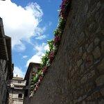 Per i vicoli di Assisi
