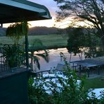 Sunset on the Daintree River