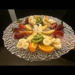 Piatto di Frutta fresca