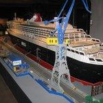Lego Queen Mary