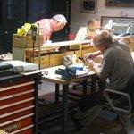 Buidling &/or restoring models