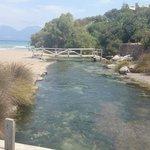 River Meets Beach