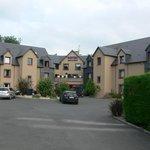 Hotel Antares, Honfleur