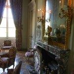 Inside Petit Trianon