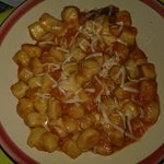 Gnocchi pomodoro e pecorino