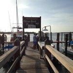 Pelican Bend Marina Dock