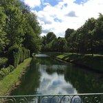 канал в парке