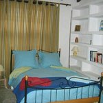 Example of cottage bedroom