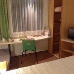 IBIS HOTEL BERLIN CITY WEST (Zimmerblick)