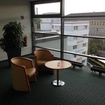 IBIS HOTEL BERLIN CITY WEST (Durchblick)