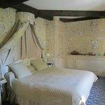 Bedoom side of Junior Suite