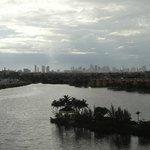 lagon et Miami