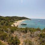 Tsougria - other beach