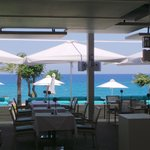 View from the a la Carte