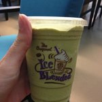 Matcha green tea Ice Blended