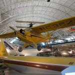 Piper J3 Cub, the plane my father soloed in