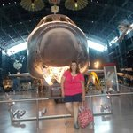 Me and the space shuttle