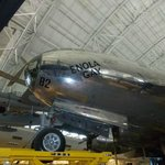 Enola Gay close up